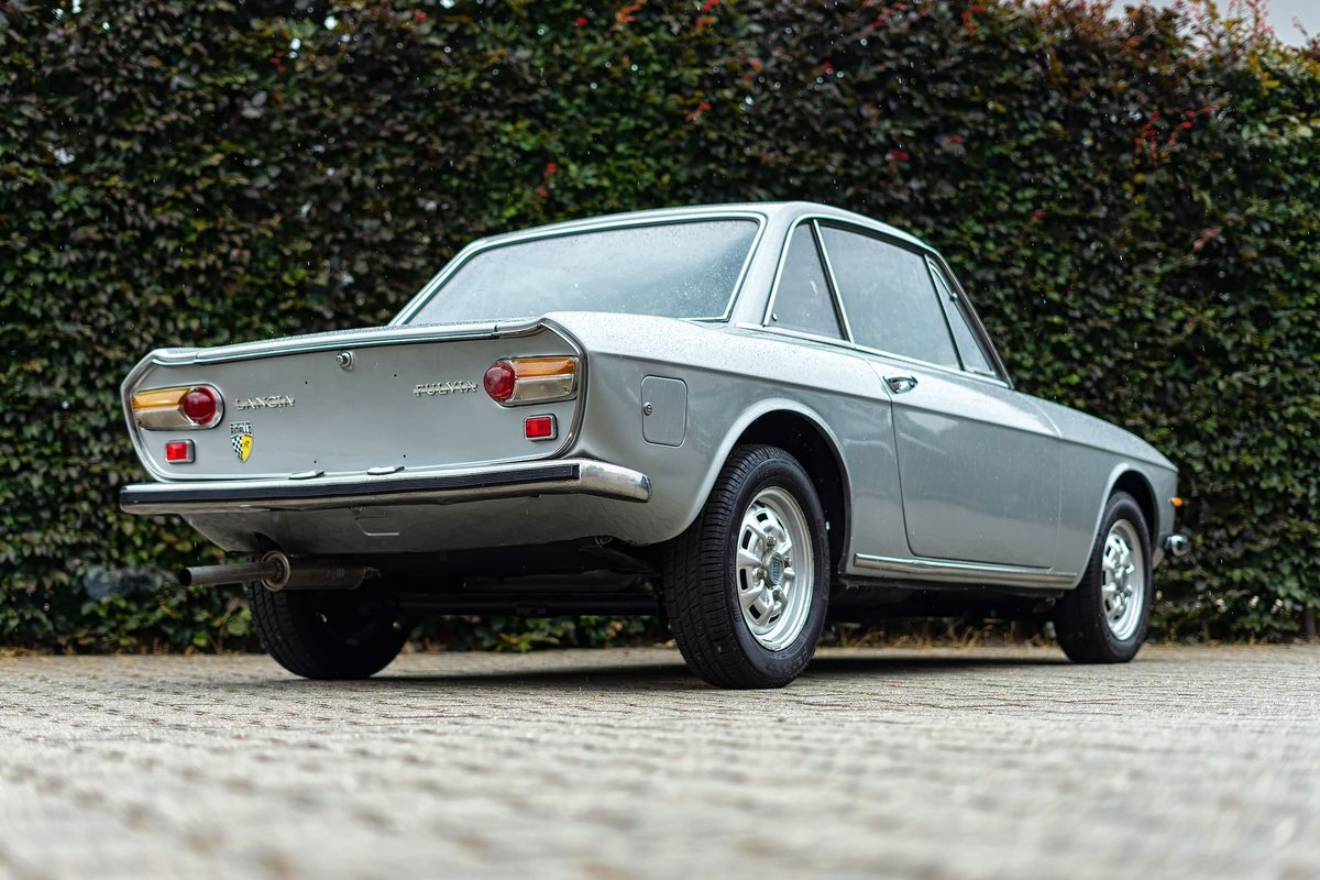 1971 Lancia Fulvia 1.3S For Sale (picture 2 of 6)