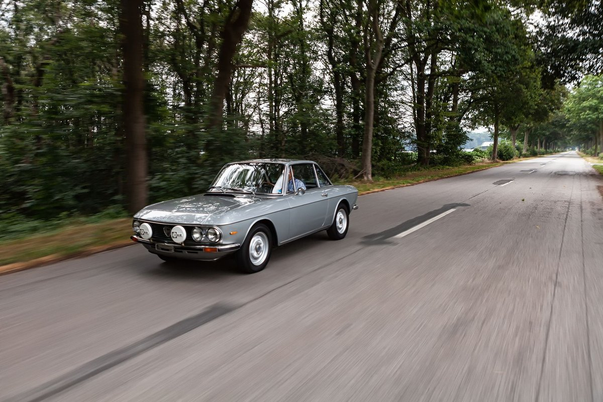 1971 Lancia Fulvia 1.3S For Sale (picture 4 of 6)
