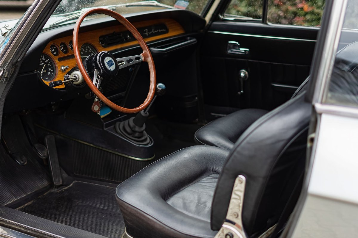 1971 Lancia Fulvia 1.3S For Sale (picture 5 of 6)