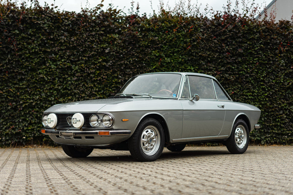 1971 Lancia Fulvia 1.3S For Sale (picture 1 of 6)