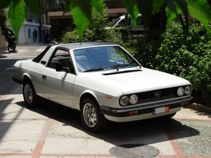 1978 Lancia Beta Spyder 1600,restored, VX engine included