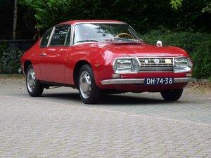 1968 Beautiful restored Lancia Fulvia Sport Zagato.  Restored For Sale