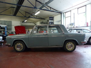 1966 Fulvia Berlina 2C Mk 1, 1st paint, very original For Sale