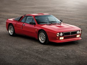 1984 Lancia Rally 037 Stradale  For Sale by Auction