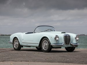 1955 Lancia Aurelia B24S Spider America by Pinin Farina For Sale by Auction