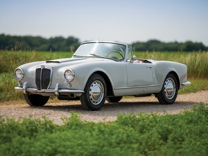 1958 Lancia Aurelia B24S Convertible by Pinin Farina For Sale by Auction