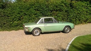 LANCIA FULVIA COUPE 1969 PROJECT For Sale