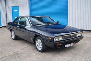 1982 Lancia Gamma 2500 i.e. Auto, LHD, Huge History, VGC, UK MoT For Sale