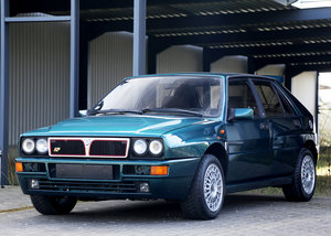 1992 Lancia Delta Integrale Evolution For Sale by Auction