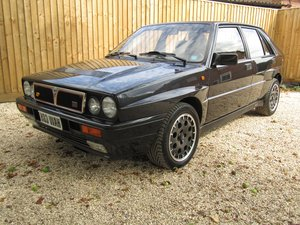 1991 Lancia Delta 16v Integrale. For Sale
