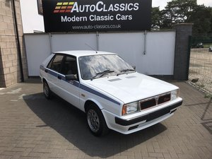 1988 LANCIA DELTA HF TURBO MARTINI EDITION For Sale