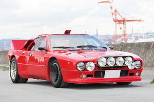 1978 Lancia 037 rally project