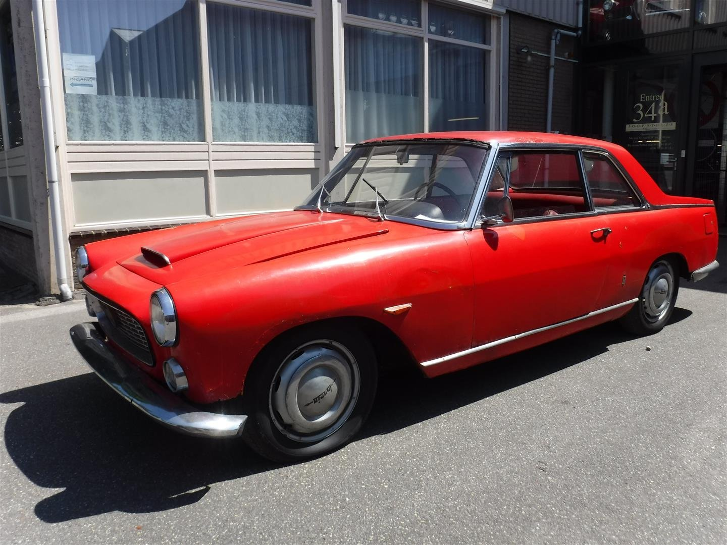 1962 Lancia Flaminia Pininfarina For Sale (picture 1 of 6)