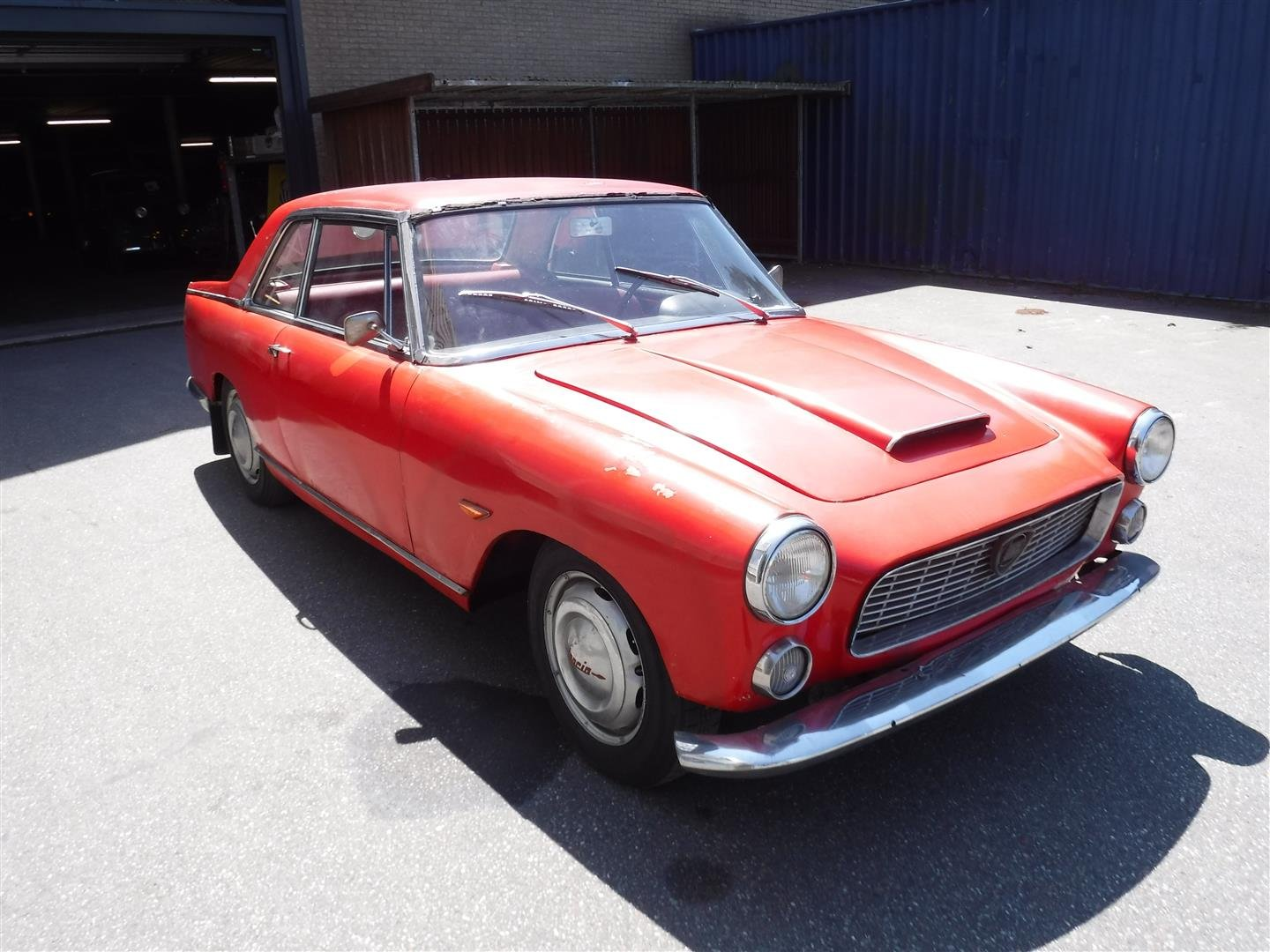 1962 Lancia Flaminia Pininfarina For Sale (picture 2 of 6)