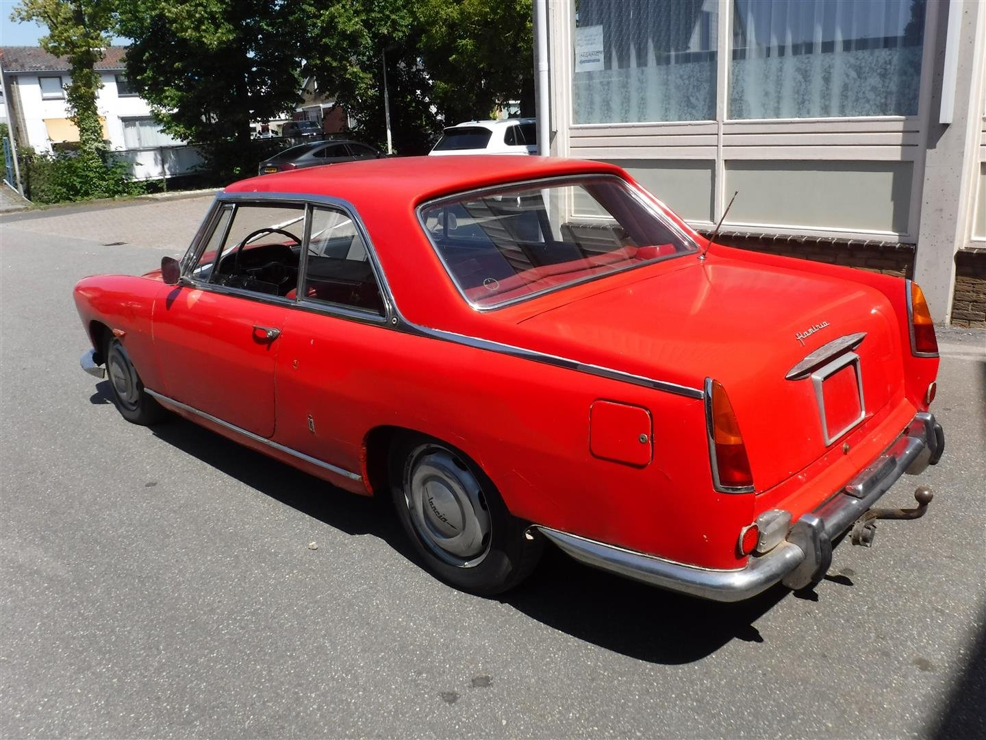 1962 Lancia Flaminia Pininfarina For Sale (picture 4 of 6)