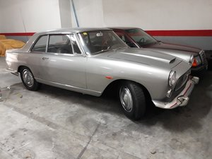 1961 Lancia Flaminia 2.5L V6, sold new in Spain LHD  For Sale