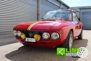 LANCIA FULVIA COUPE' 1966 - REPLICA HF RALLY