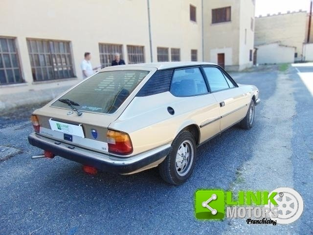 Lancia Beta HPE 1.6 Executive II serie, anno 1981, perfetta For Sale (picture 4 of 6)