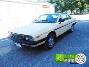 Lancia Gamma 2.0 Coupe' II serie, anno 1983, perfettamente