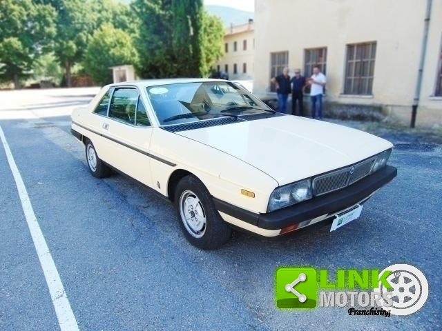 Lancia Gamma 2.0 Coupe' II serie, anno 1983, perfettamente  For Sale (picture 2 of 6)