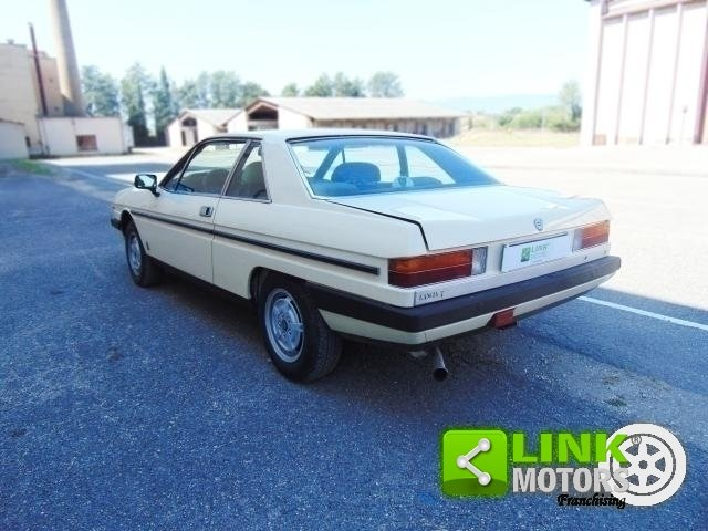 Lancia Gamma 2.0 Coupe' II serie, anno 1983, perfettamente  For Sale (picture 4 of 6)