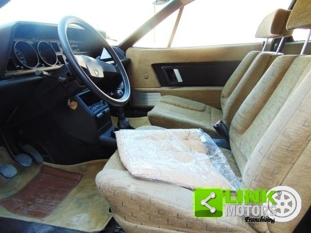 Lancia Gamma 2.0 Coupe' II serie, anno 1983, perfettamente  For Sale (picture 6 of 6)