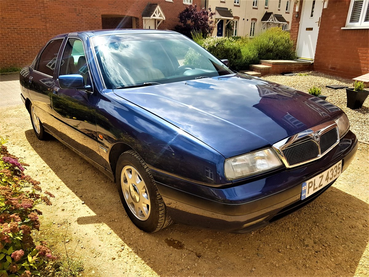 1995 Lancia Kappa, 2.0 petrol, blue, good conditio For Sale (picture 2 of 6)