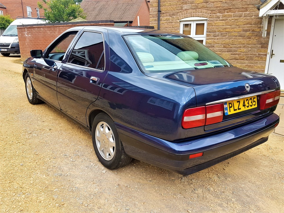 1995 Lancia Kappa, 2.0 petrol, blue, good conditio For Sale (picture 3 of 6)