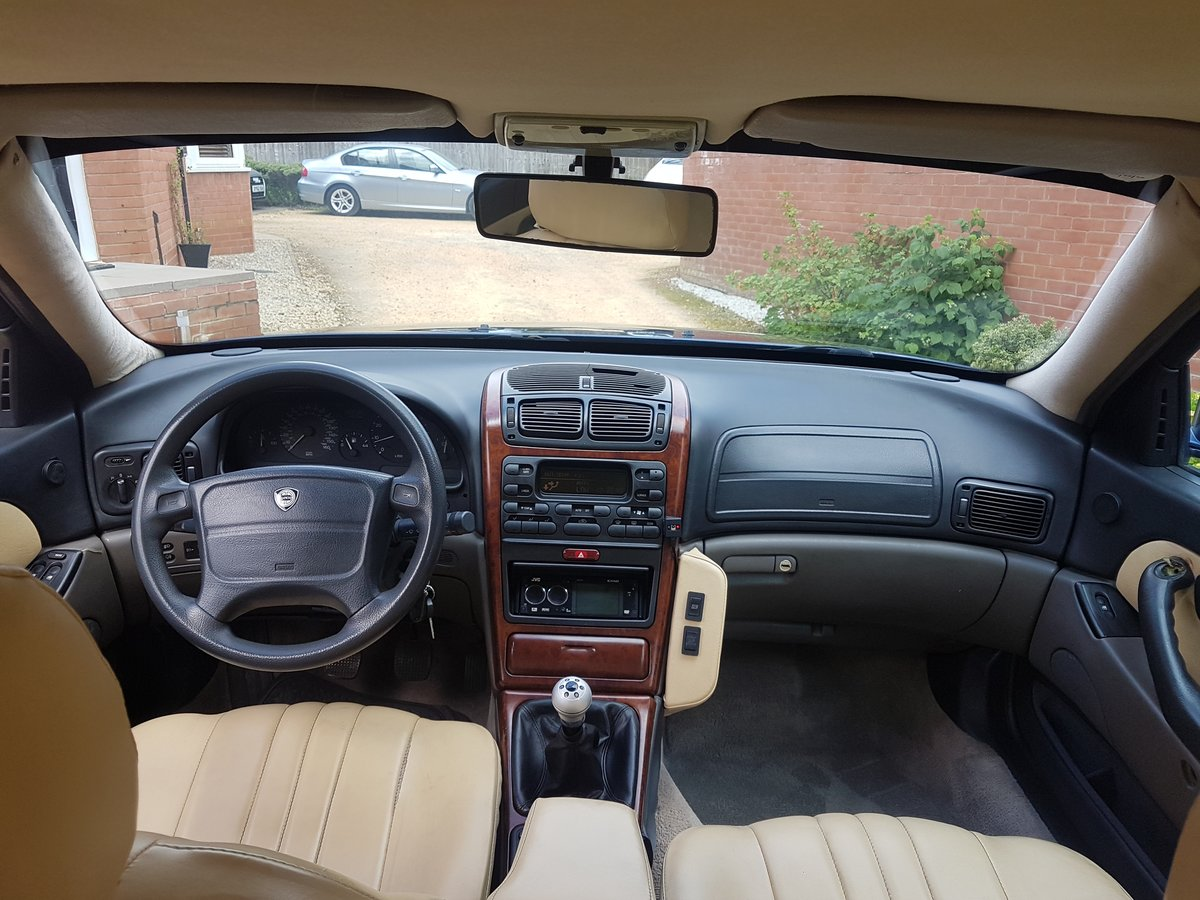 1995 Lancia Kappa, 2.0 petrol, blue, good conditio For Sale (picture 5 of 6)