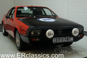 Lancia Beta Montecarlo 1976 Rally