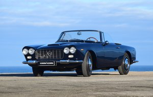 1963 Perfect restored beautiful Lancia Flaminia Convertible For Sale