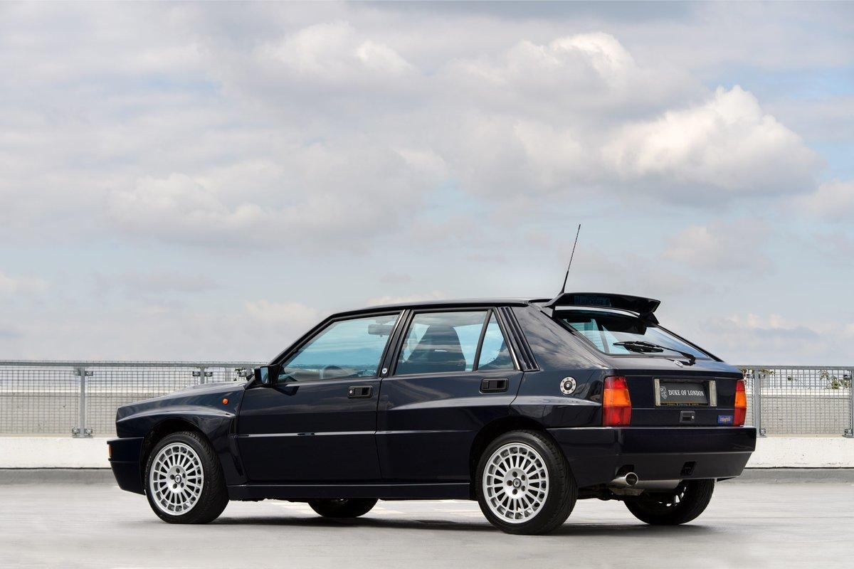 1994 Lancia Delta Integrale Evo II For Sale (picture 2 of 12)