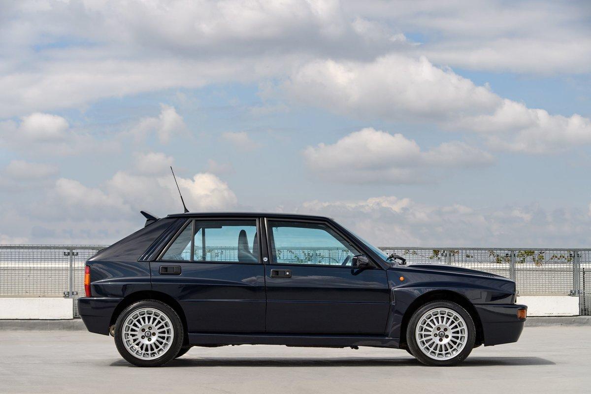 1994 Lancia Delta Integrale Evo II For Sale (picture 3 of 12)