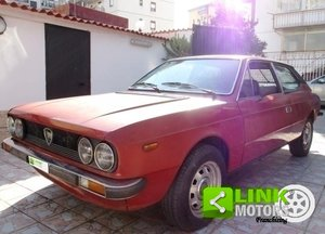 Lancia Beta HPE 1.6 Coupe' (1979) DA RESTAURARE