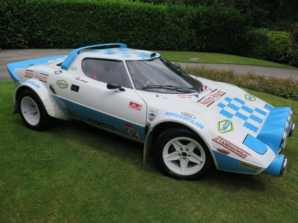 Lancia Strato's replica (Hawk HF3000) - NOW SOLD ! For Sale (picture 1 of 6)