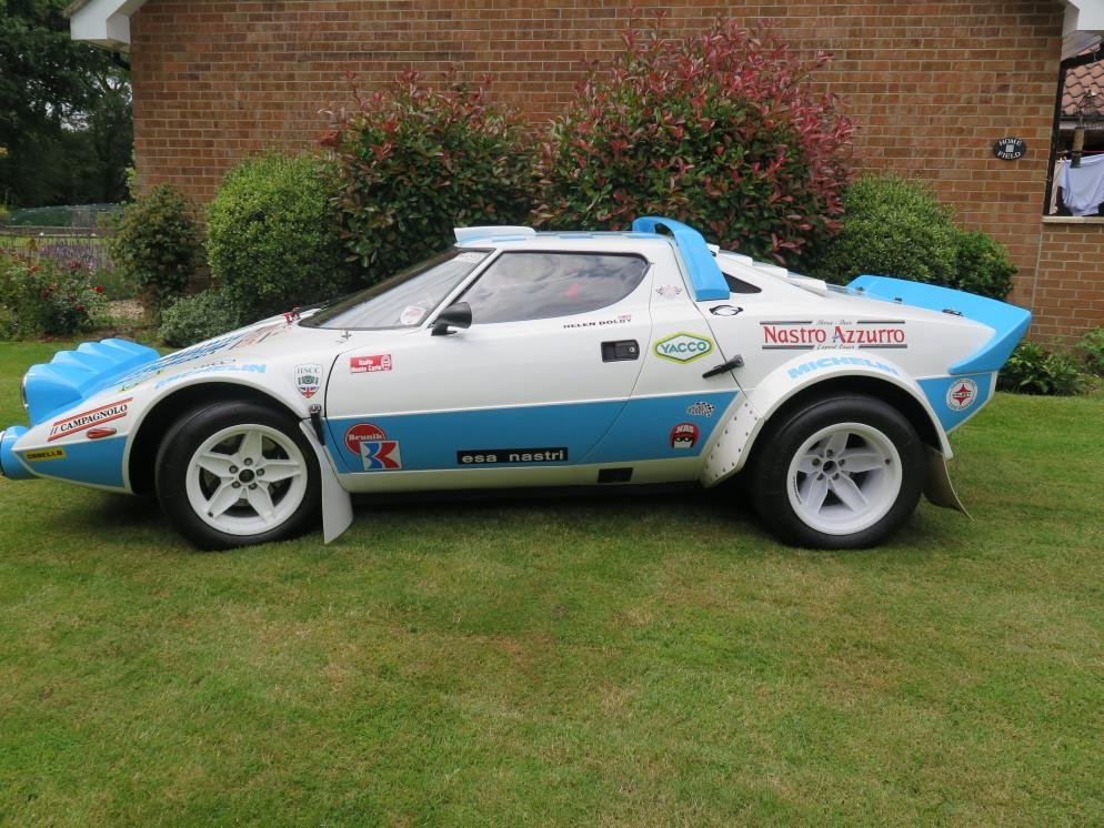 Lancia Strato's replica (Hawk HF3000) - NOW SOLD ! For Sale (picture 3 of 6)