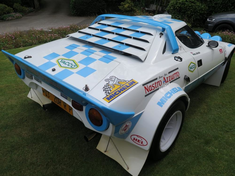 Lancia Strato's replica (Hawk HF3000) - NOW SOLD ! For Sale (picture 6 of 6)