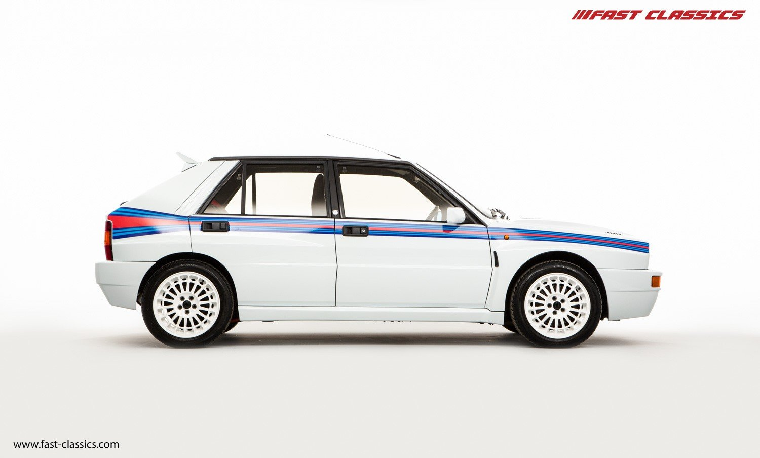 1992 LANICA DELTA MARTINI 5 // 1 OF 400 // CELEBRATING 5 WRC WINS SOLD (picture 1 of 6)