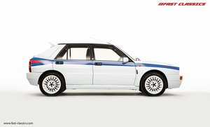 1992 LANICA DELTA MARTINI 5 // 1 OF 400 // CELEBRATING 5 WRC WINS SOLD