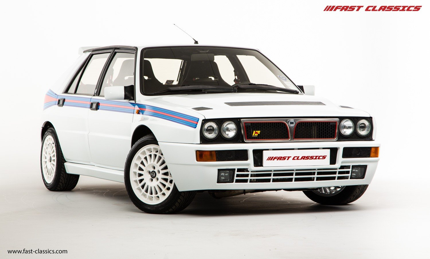 1992 LANICA DELTA MARTINI 5 // 1 OF 400 // CELEBRATING 5 WRC WINS SOLD (picture 2 of 6)