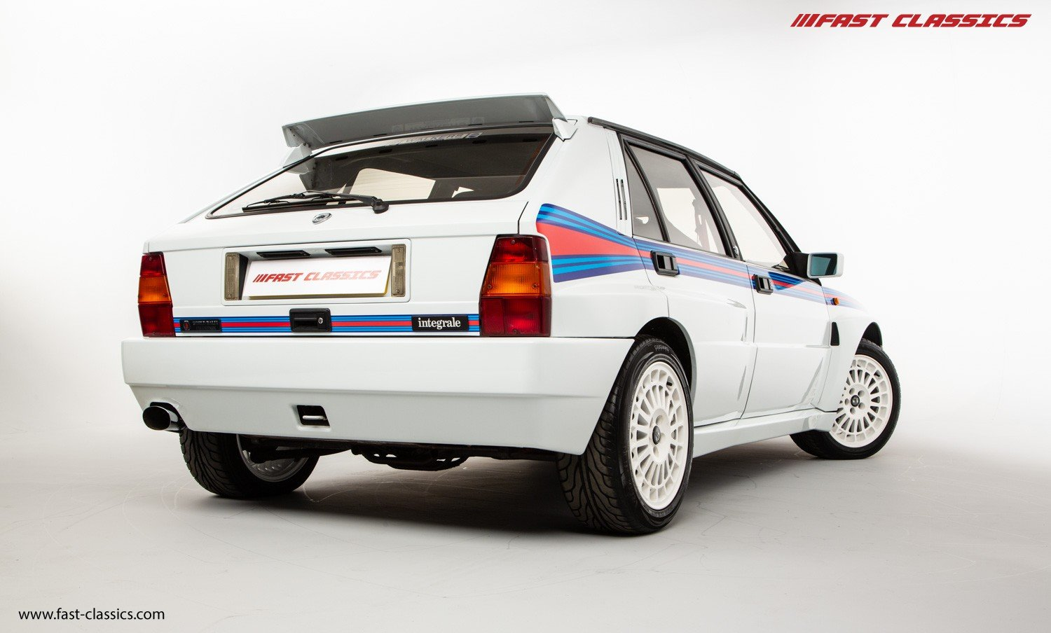 1992 LANICA DELTA MARTINI 5 // 1 OF 400 // CELEBRATING 5 WRC WINS SOLD (picture 3 of 6)