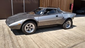 Lancia Strato's Transformer Replica 1978 - Rare  For Sale