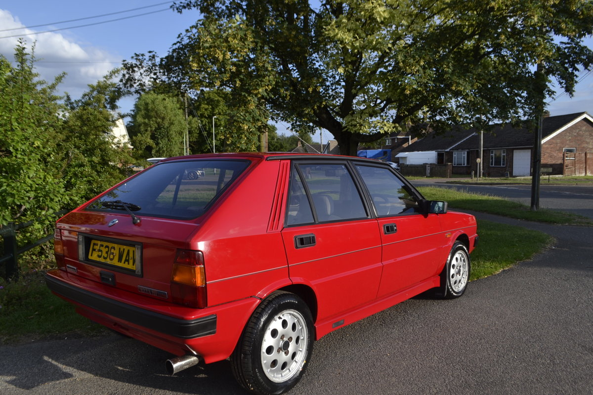 1988 Lancia Delta HF Turbo IE For Sale (picture 2 of 8)