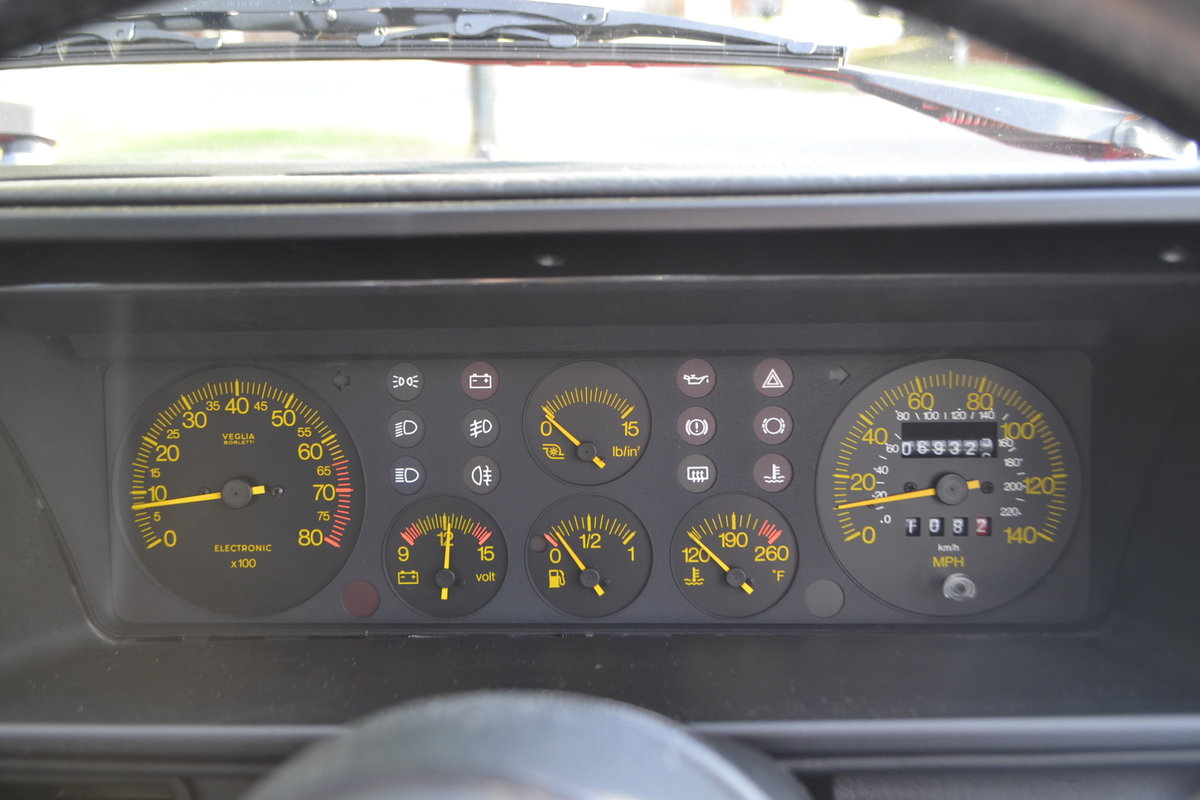 1988 Lancia Delta HF Turbo IE For Sale (picture 8 of 8)