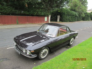 1966 S1 Lancia Fulvia coupe For Sale