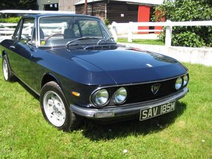 1974 Lancia Fulvia 1.3 Coupe NO RESERVE at ACA 24th August