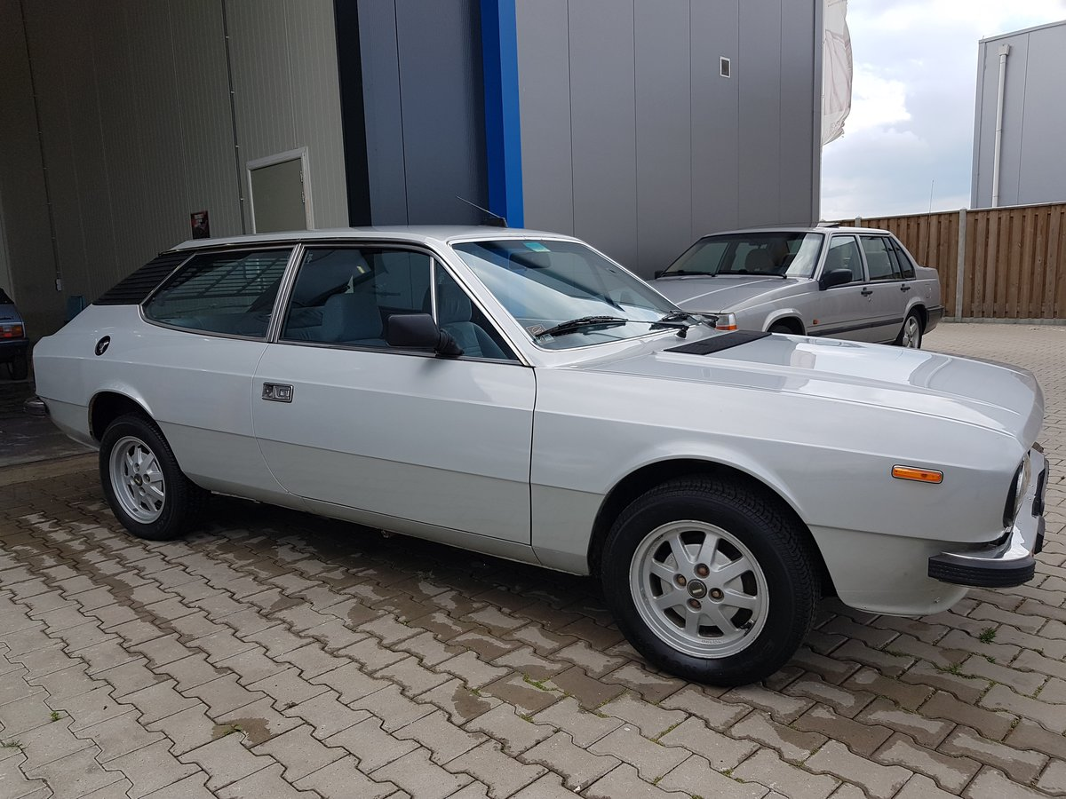 1981 Lancia Beta HPE 2000 very nice projectcar For Sale (picture 1 of 6)