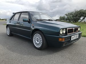 Lancia Delta Integrale Evo1, 1992, Verde Derby For Sale