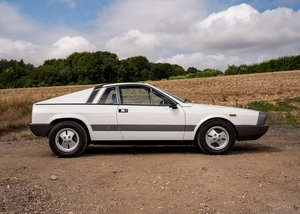 1976 Lancia Beta Montecarlo Spider by Pininfarina For Sale by Auction
