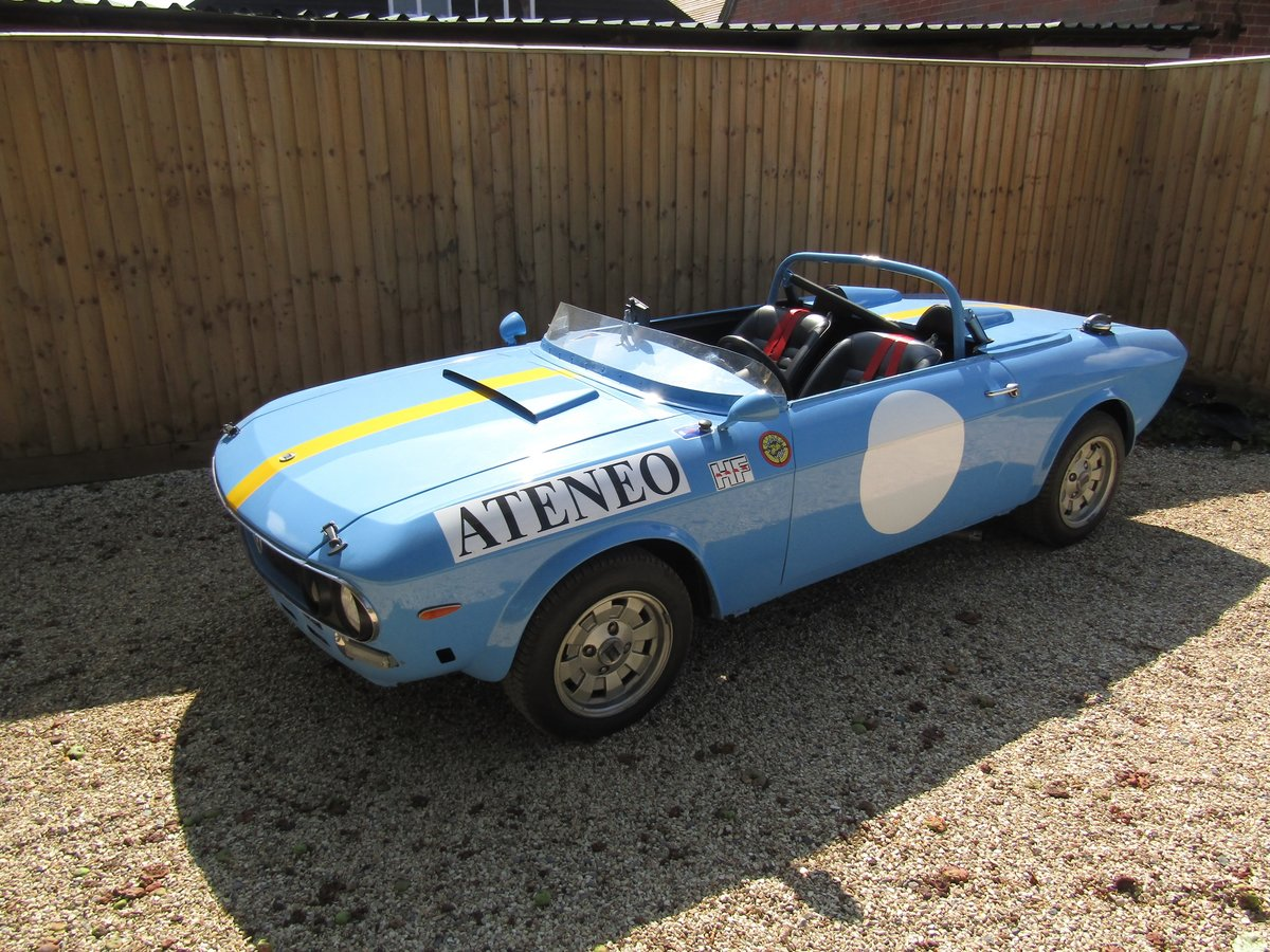 Fulvia Coupe F&M Special  For Sale (picture 1 of 6)